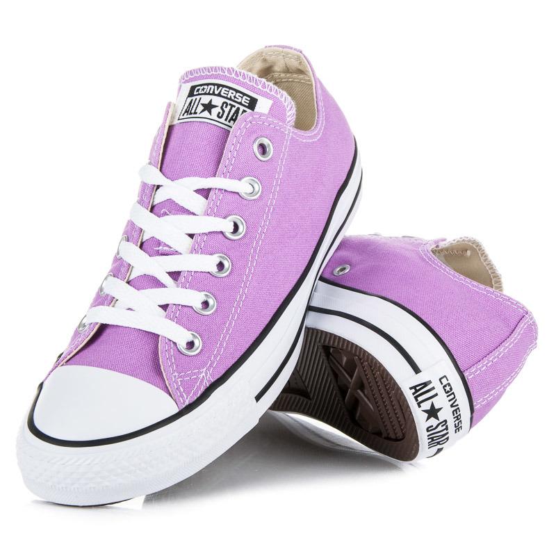 55b417b2bb98b Dámske fialové tenisky v športovom štýle - Dámske prádlo a doplnky