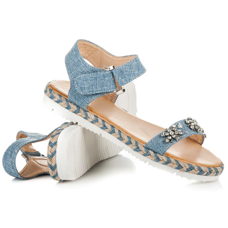 522d1f946 VICES Dámske sandále 3071-11BL - Dámske prádlo a doplnky