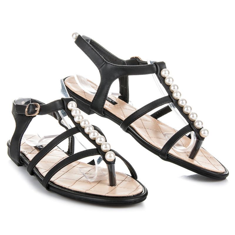 e63f7e41fb30 VICES new collection Dámske sandále 3095-1B - Dámske prádlo a doplnky