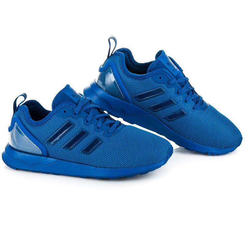 9554213d9601a Dámske štýlové modré športové tenisky Adidas - Dámske prádlo a doplnky