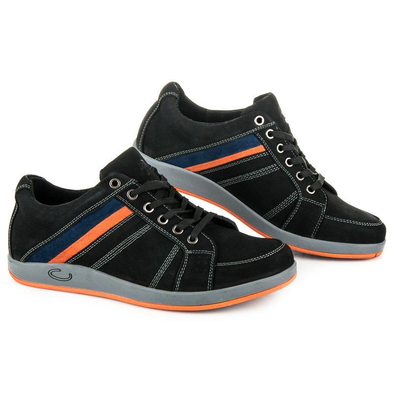 521b4603a6 Elegantné a športové čierne pánske botasky - Dámske prádlo a doplnky