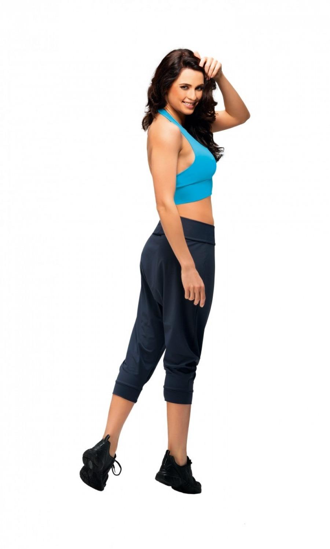 c434daa88bcf Fitness 3 4 nohavice Creola I black - Dámske prádlo a doplnky