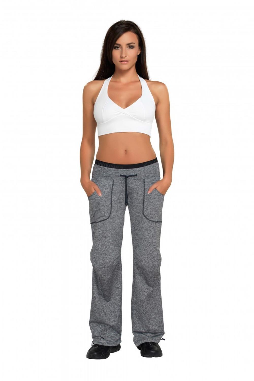 9974748f657b Fitness nohavice Miranda melange - Dámske prádlo a doplnky