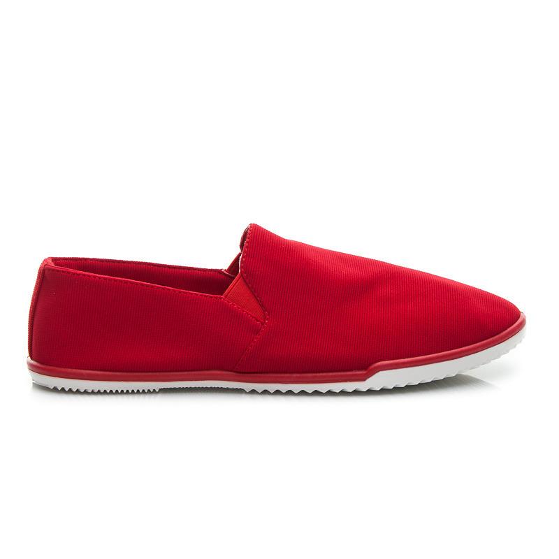 a30f07006bdb Jedinečné dámske tenisky - červené - Dámske prádlo a doplnky