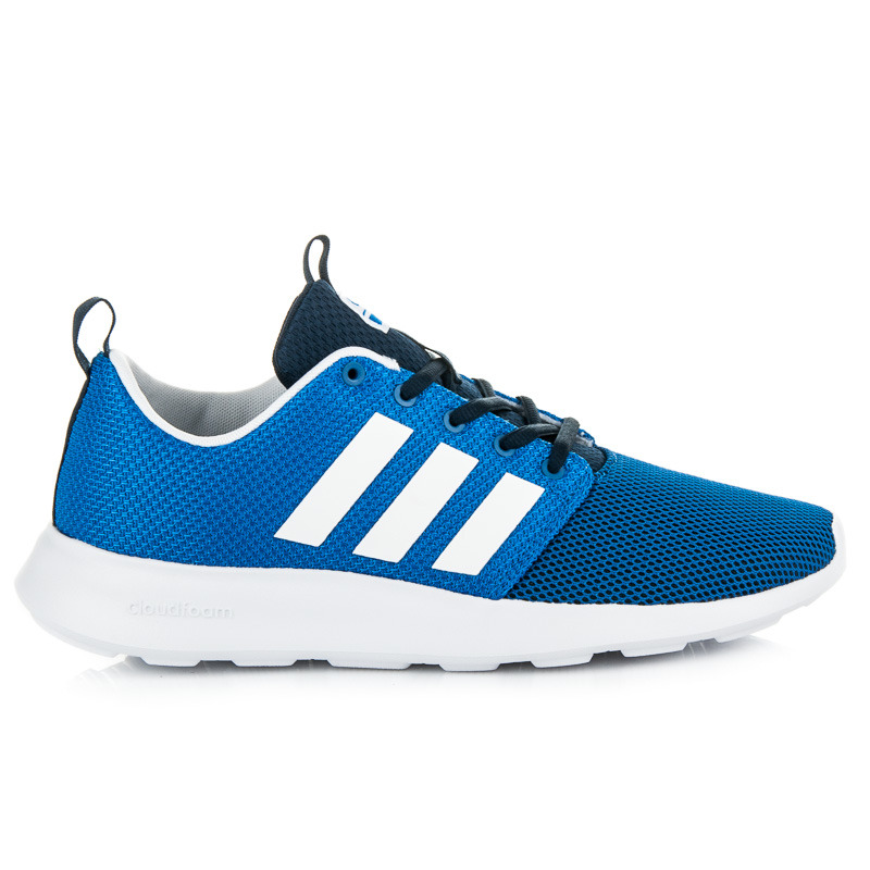 e68807355d Pánske modré tenisky Adidas cloudfoam swift racer - Dámske prádlo a ...