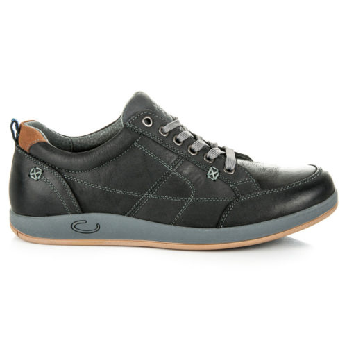 f088fb74681 Pánske šedé športové topánky na pohodlnej podrážke