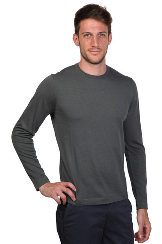 5cd39f3a925f Pánske tričko 214 graphite - Dámske prádlo a doplnky