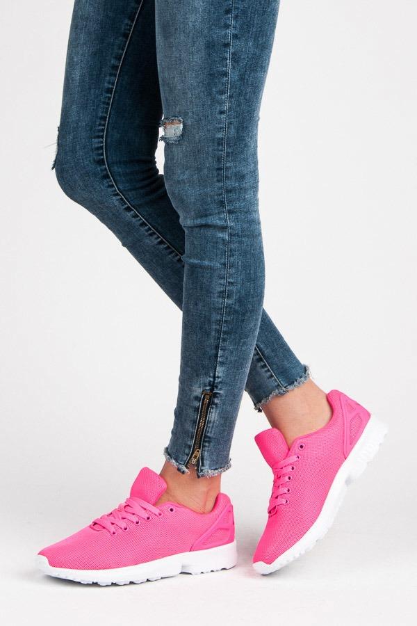 50f266150dfb6 Skvelé ružové dámske športové tenisky - Dámske prádlo a doplnky
