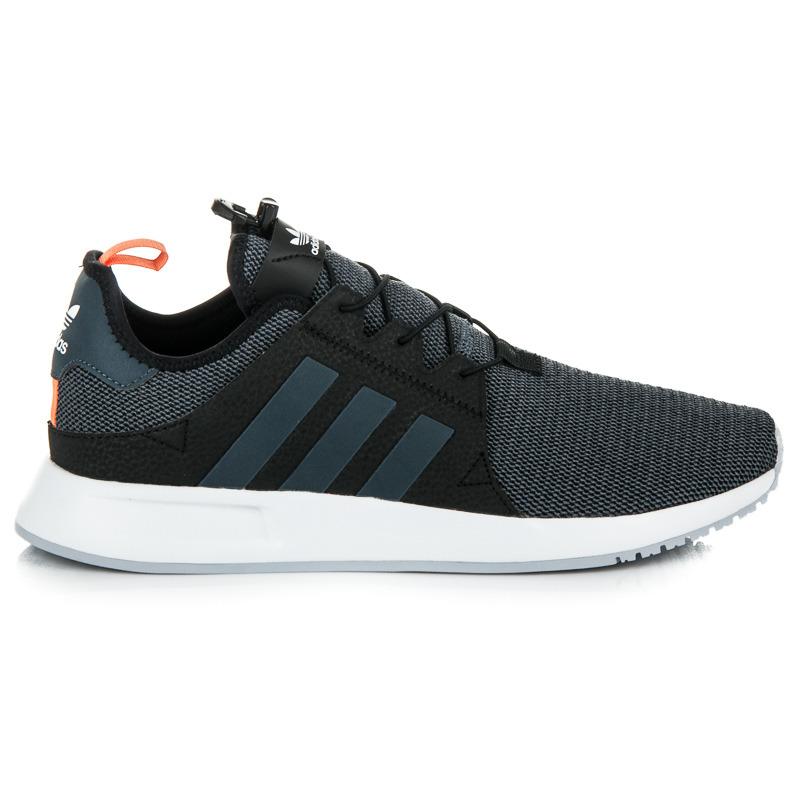 Štýlové šedé športové pánske tenisky Adidas - Dámske prádlo a doplnky 53b5ceed0bf