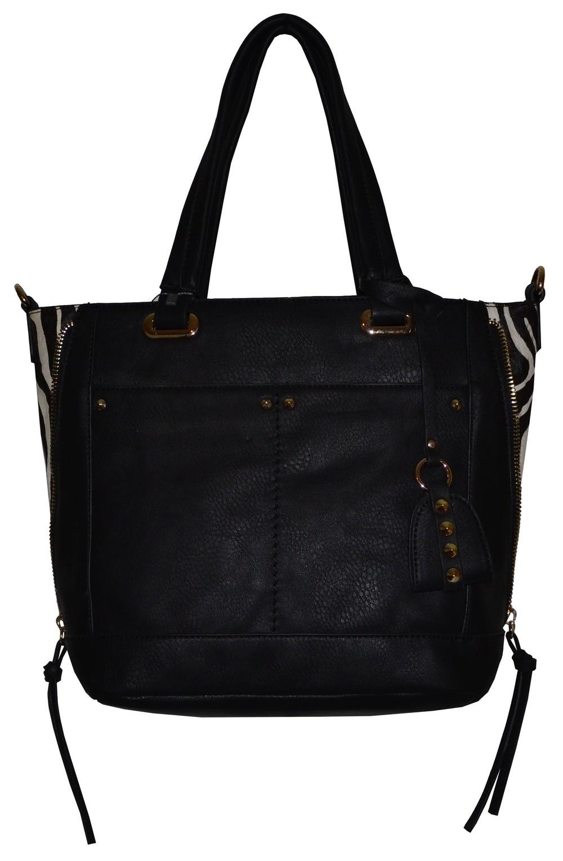 d8653849e Veľmi štýlová čierna dámska kabelka - Dámske prádlo a doplnky
